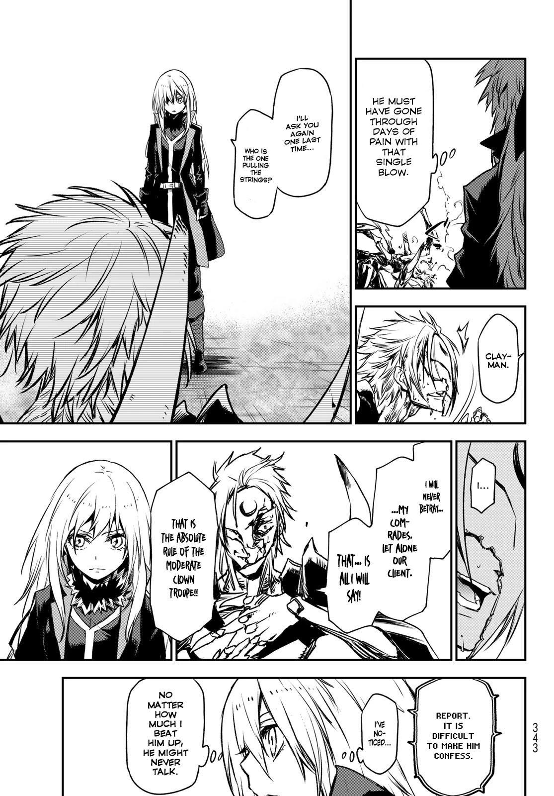 Tensei Shitara Slime Datta Ken Chapter 85 page 15 - Mangakakalots.com