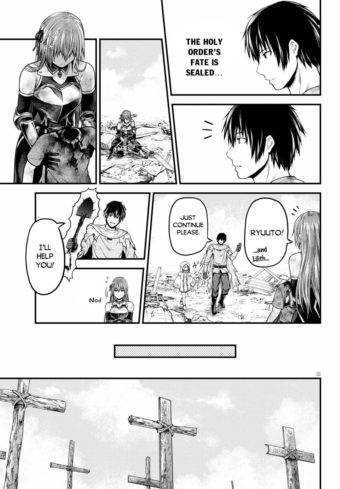 Murabito Desu Ga Nani Ka? Chapter 45 page 31 - Mangakakalots.com