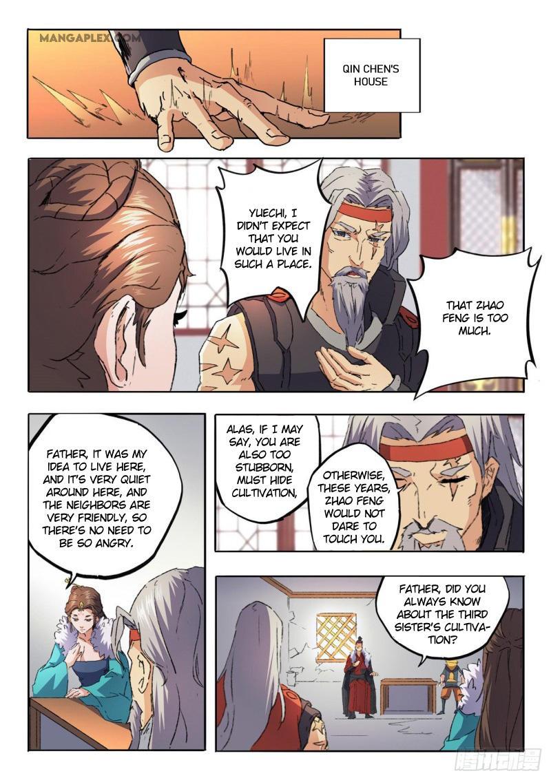 Martial Master Chapter 461 page 2 - Mangakakalots.com