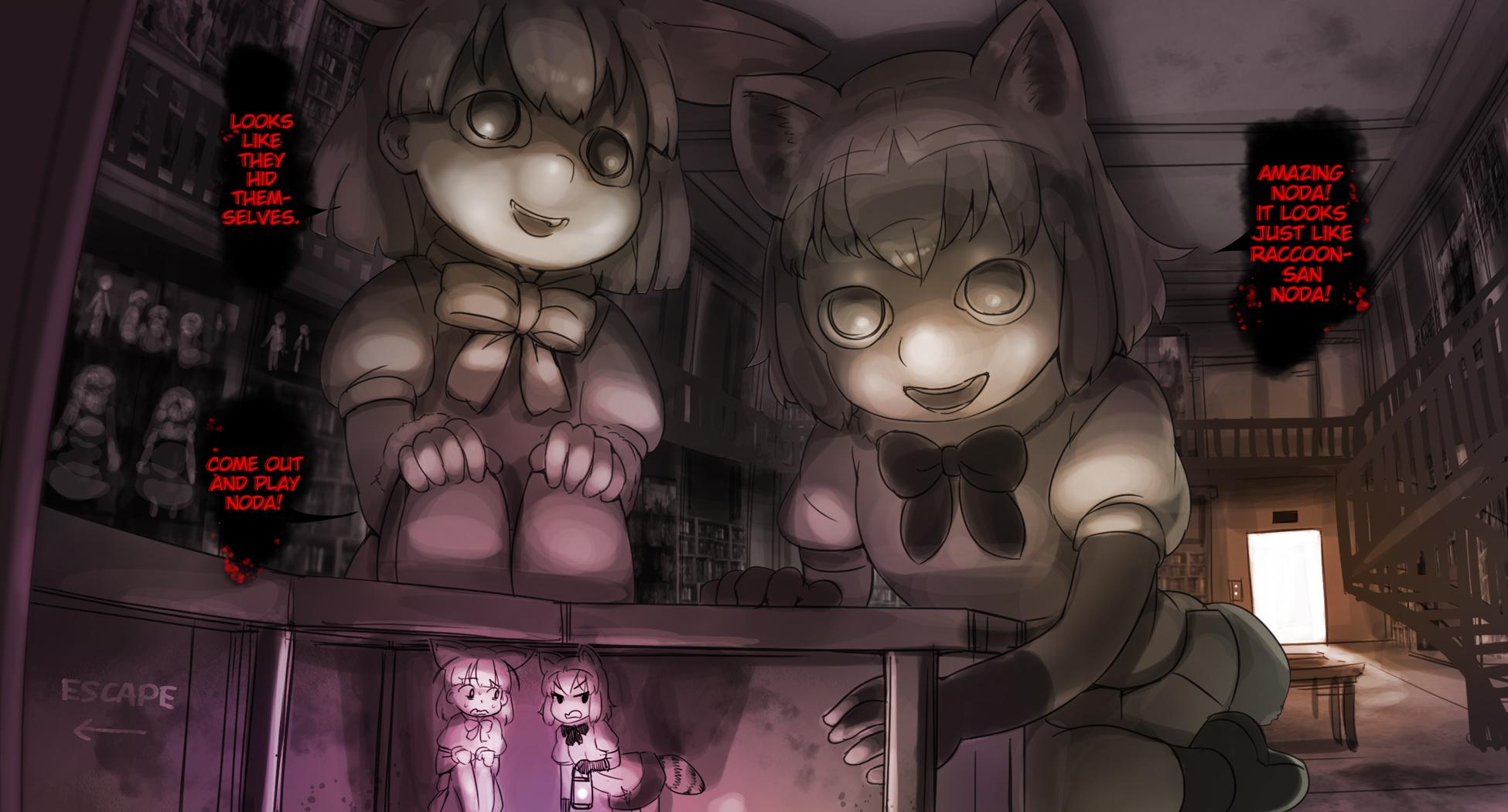 Raccoon-San Mansion Chapter 26 page 1 - Mangakakalots.com