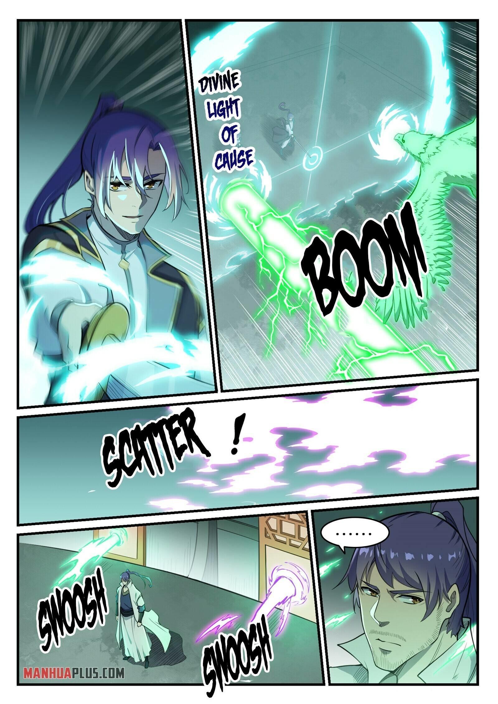 Apotheosis Chapter 802 page 10 - Mangakakalots.com