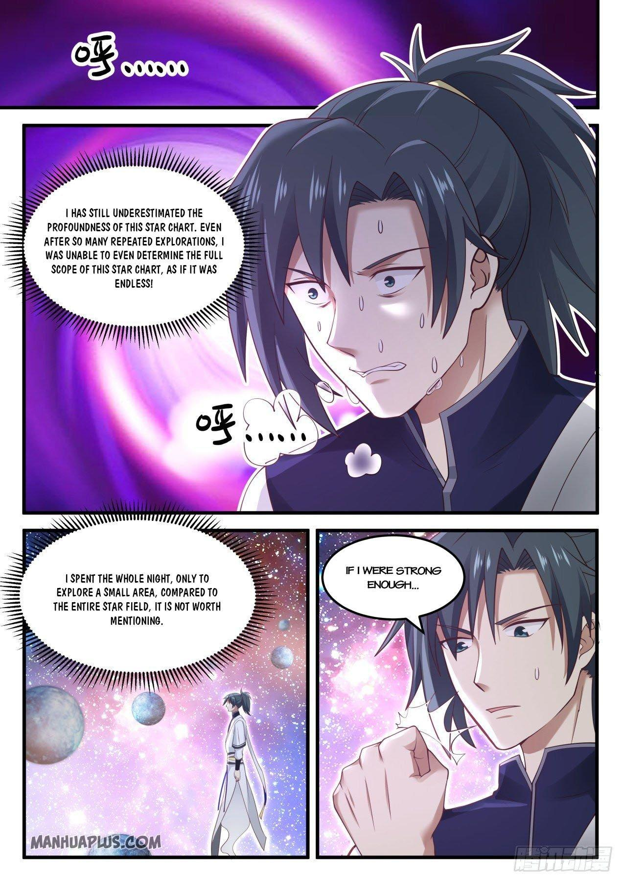 Martial Peak Chapter 904 page 11 - Mangakakalots.com