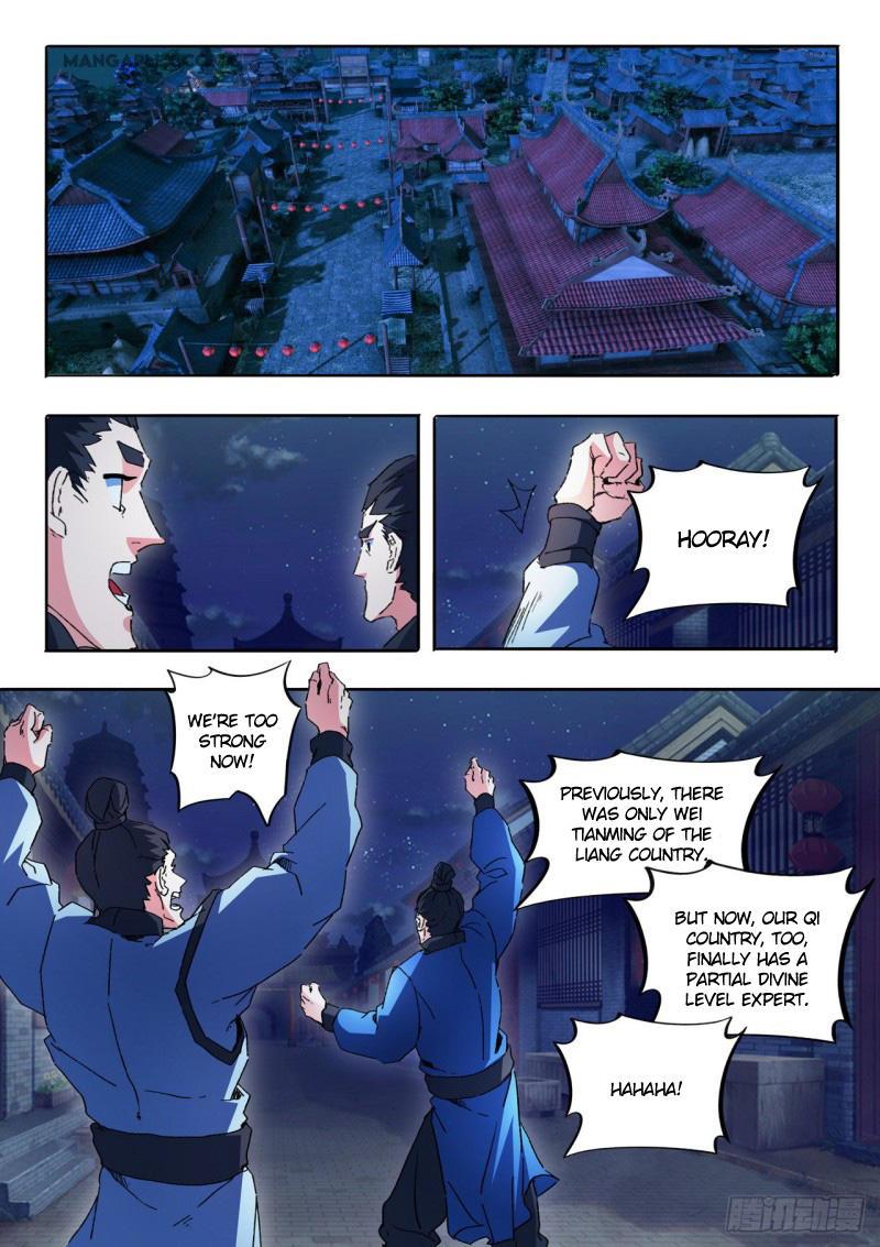 Martial Master Chapter 460 page 8 - Mangakakalots.com