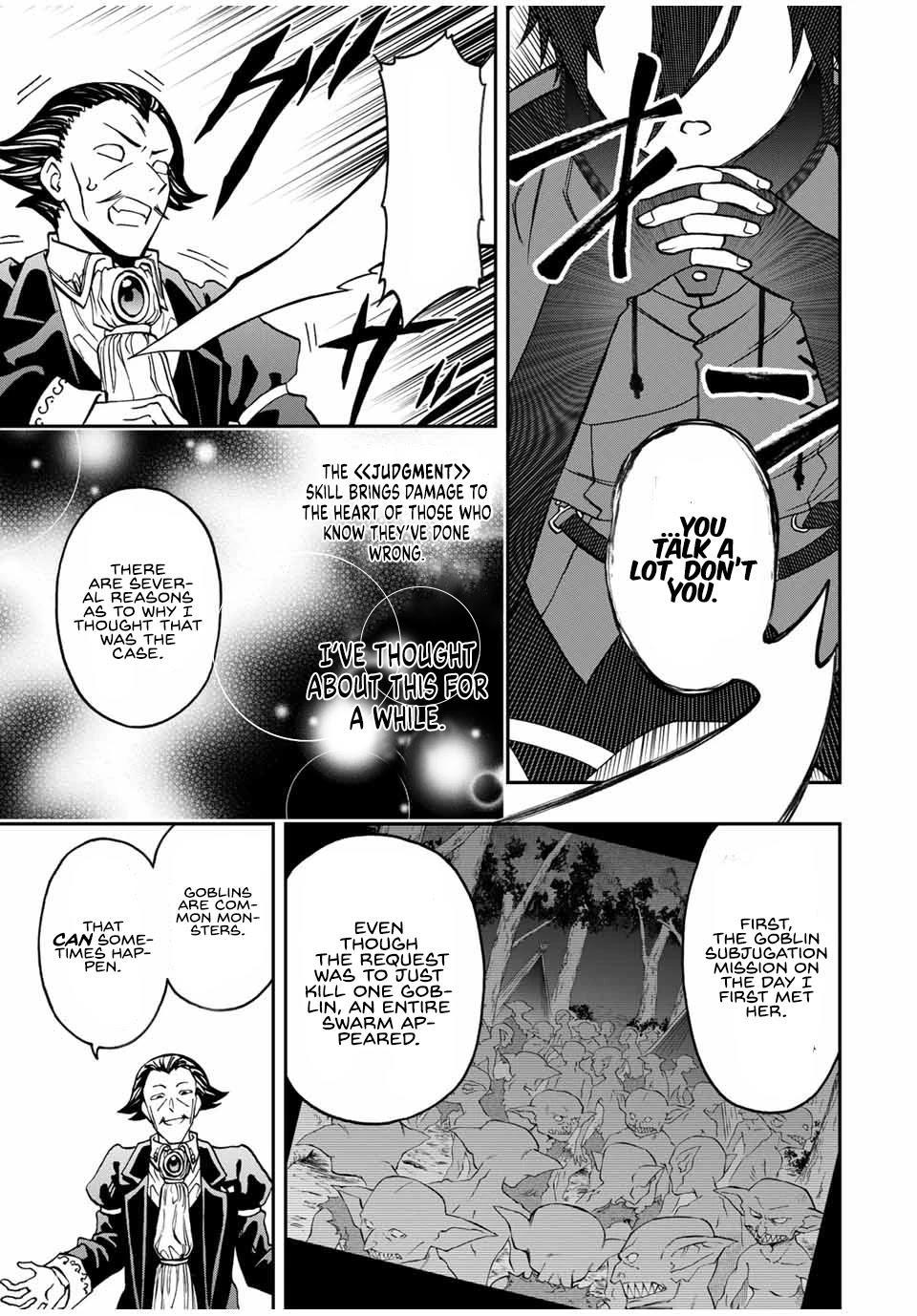 The Reincarnated Inferior Magic Swordsman Chapter 35 page 10 - Mangakakalots.com