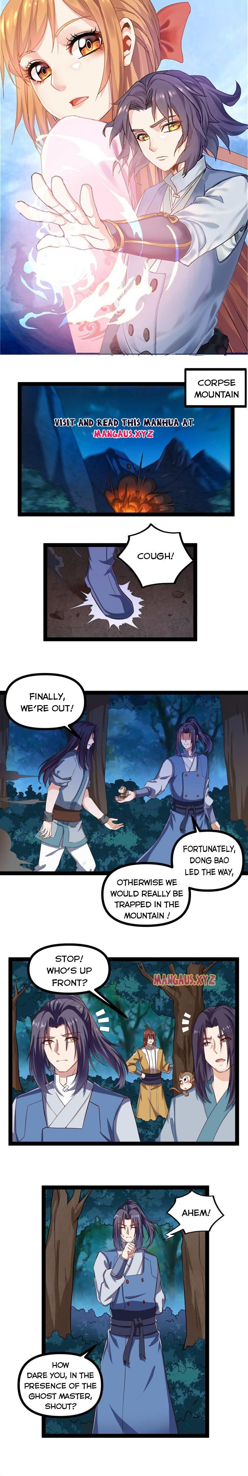 Trample On The River Of Immortality Chapter 151 page 1 - Mangakakalots.com