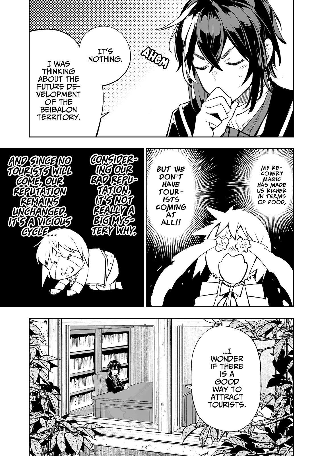 Teihen Ryoushu No Kanchigai Eiyuutan Chapter 14: Let's Invade The Economic Waters! page 4 - Mangakakalots.com