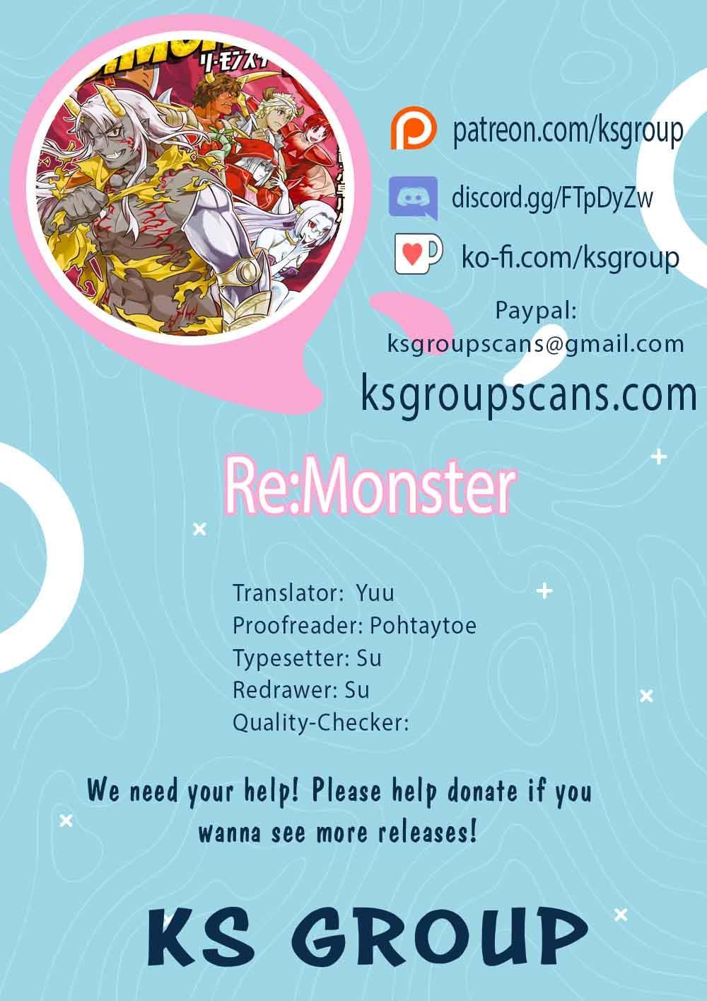 Re:monster Chapter 73 page 1 - Mangakakalot