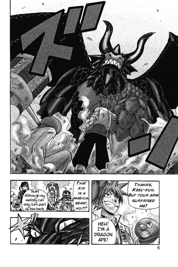 Buster Keel! Chapter 28: Adventurer's Circus (Part 3) page 8 - Mangakakalots.com