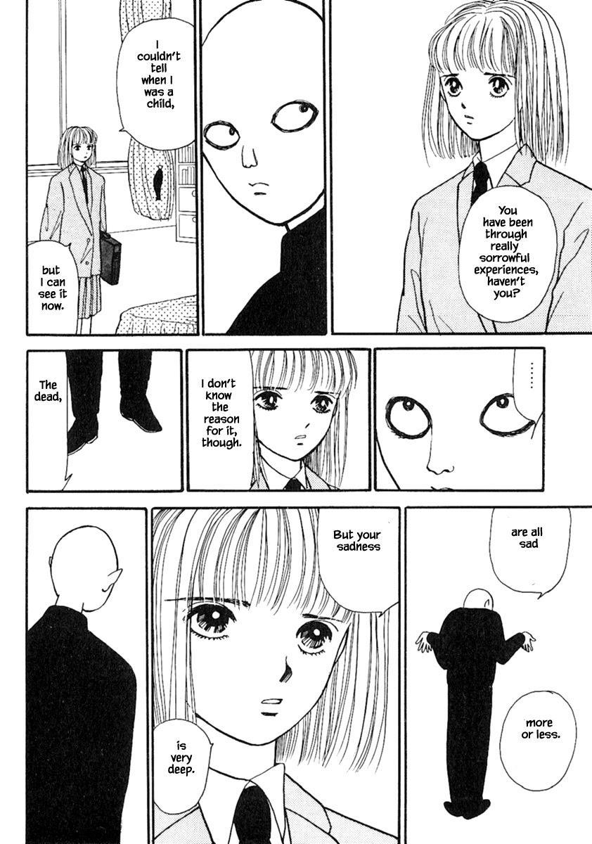 Shi To Kanojo To Boku Chapter 13.3 page 18 - Mangakakalots.com