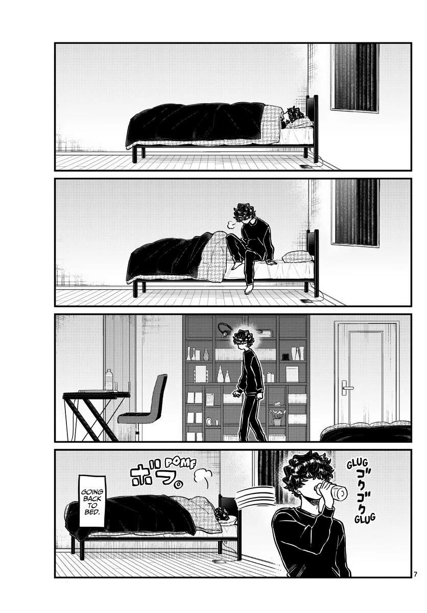 Komi-San Wa Komyushou Desu Chapter 297 page 7 - Mangakakalot