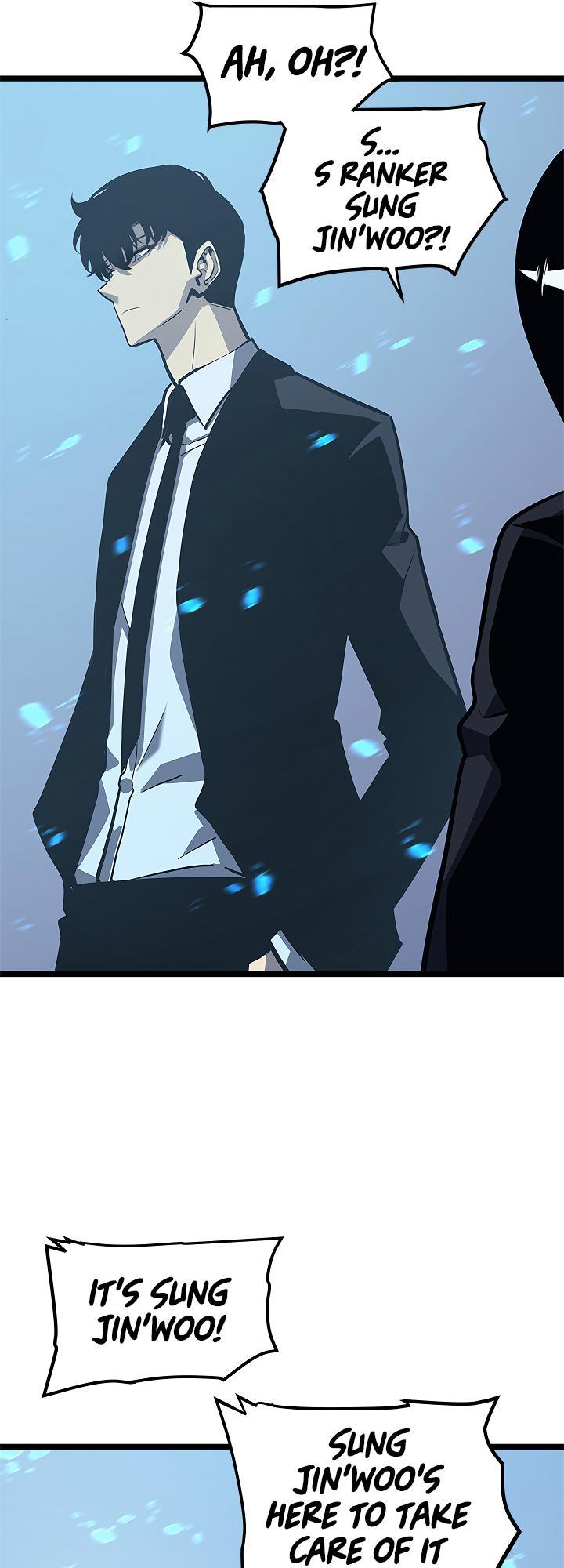 Solo Leveling Chapter 110: Season 1 Finale page 20 - Mangakakalots.com