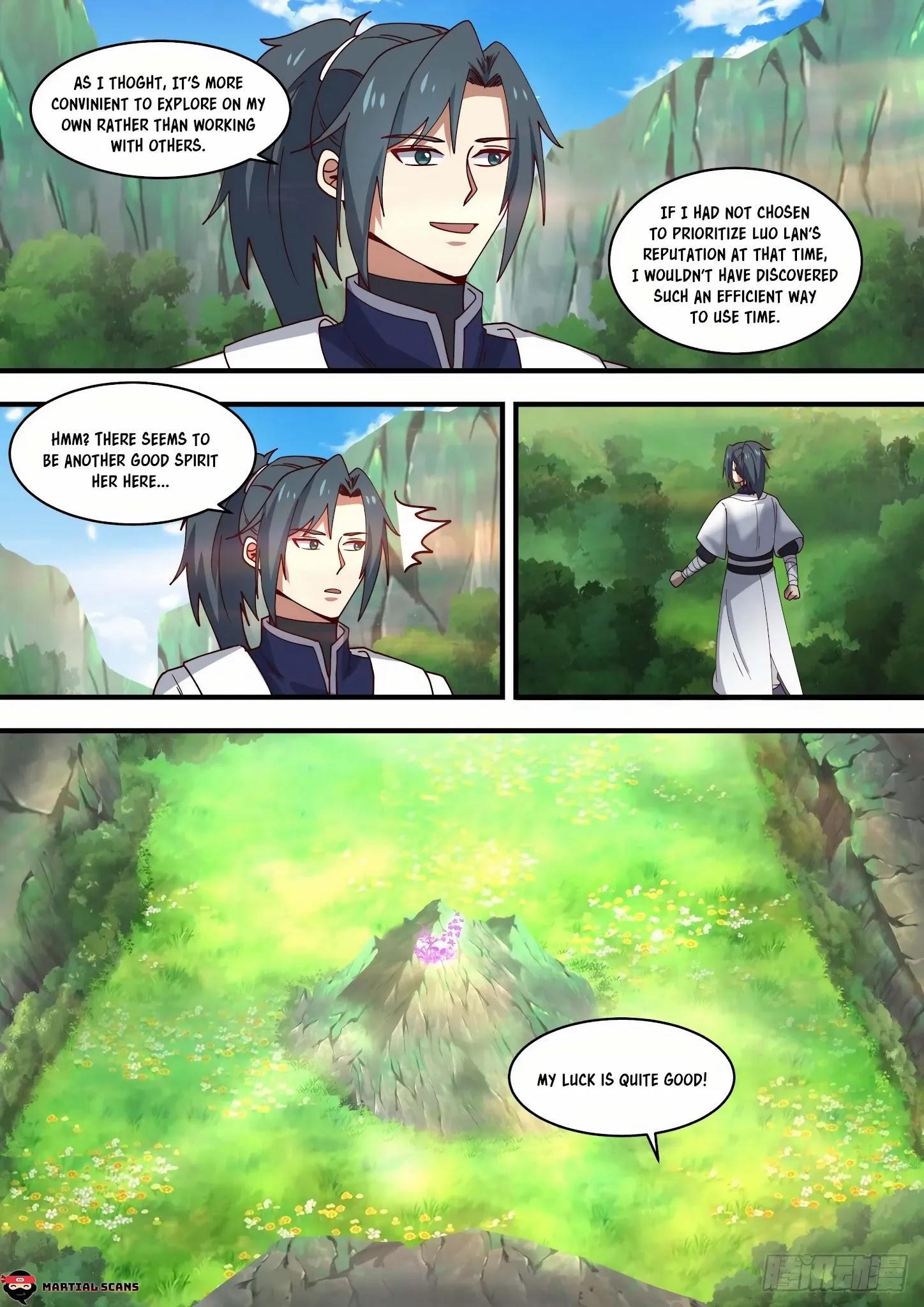 Martial Peak Chapter 1465: A Bit Tight page 13 - Mangakakalot