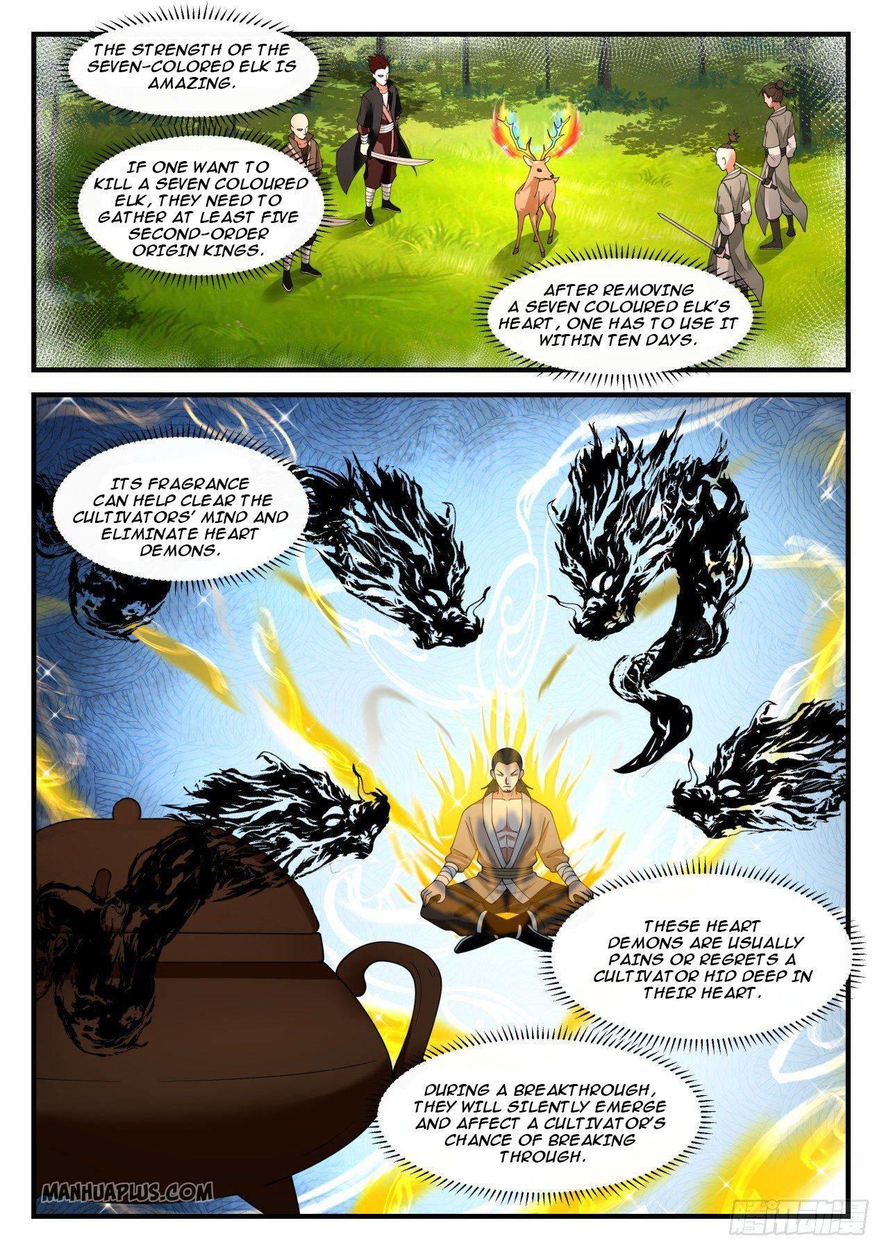 Martial Peak Chapter 1150 page 4 - Mangakakalots.com