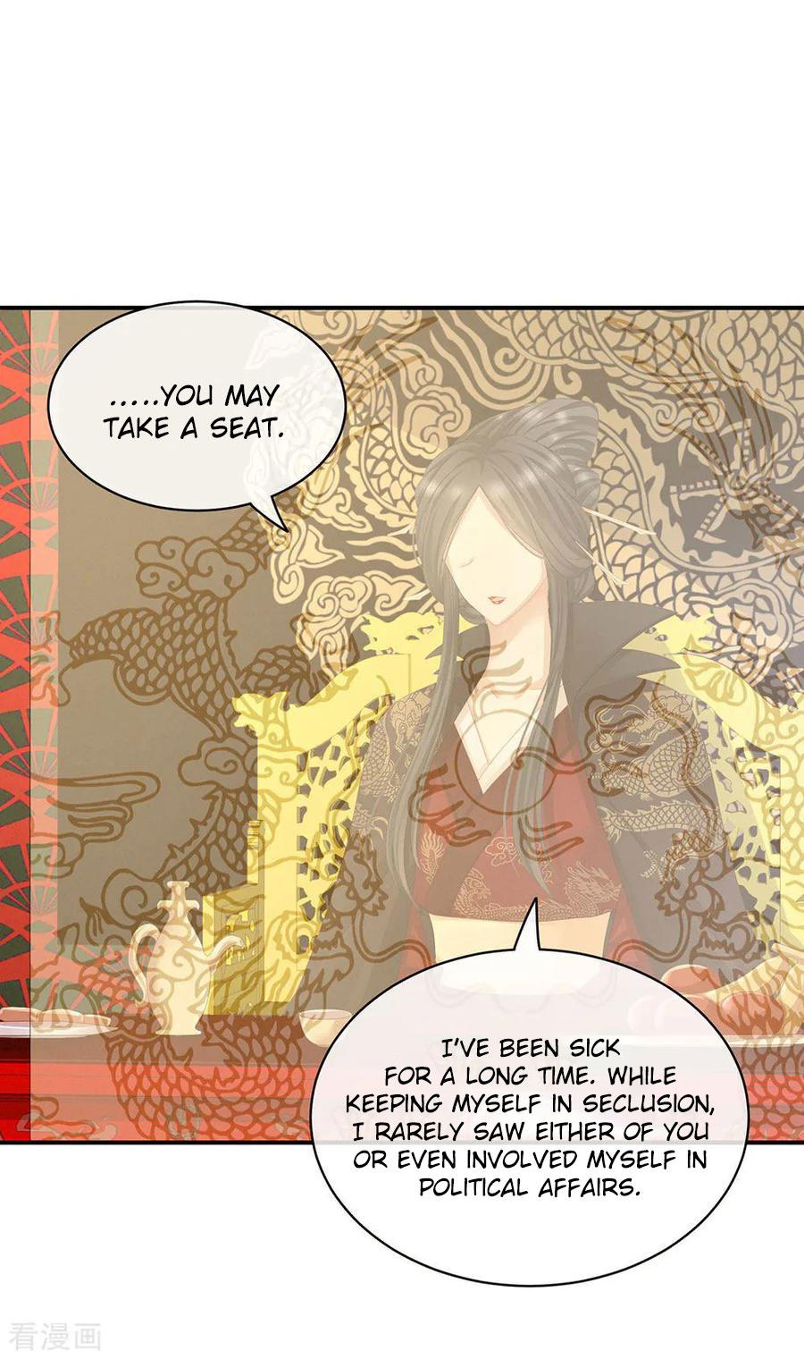 Empress's Harem Chapter 64 page 7 - Mangakakalots.com