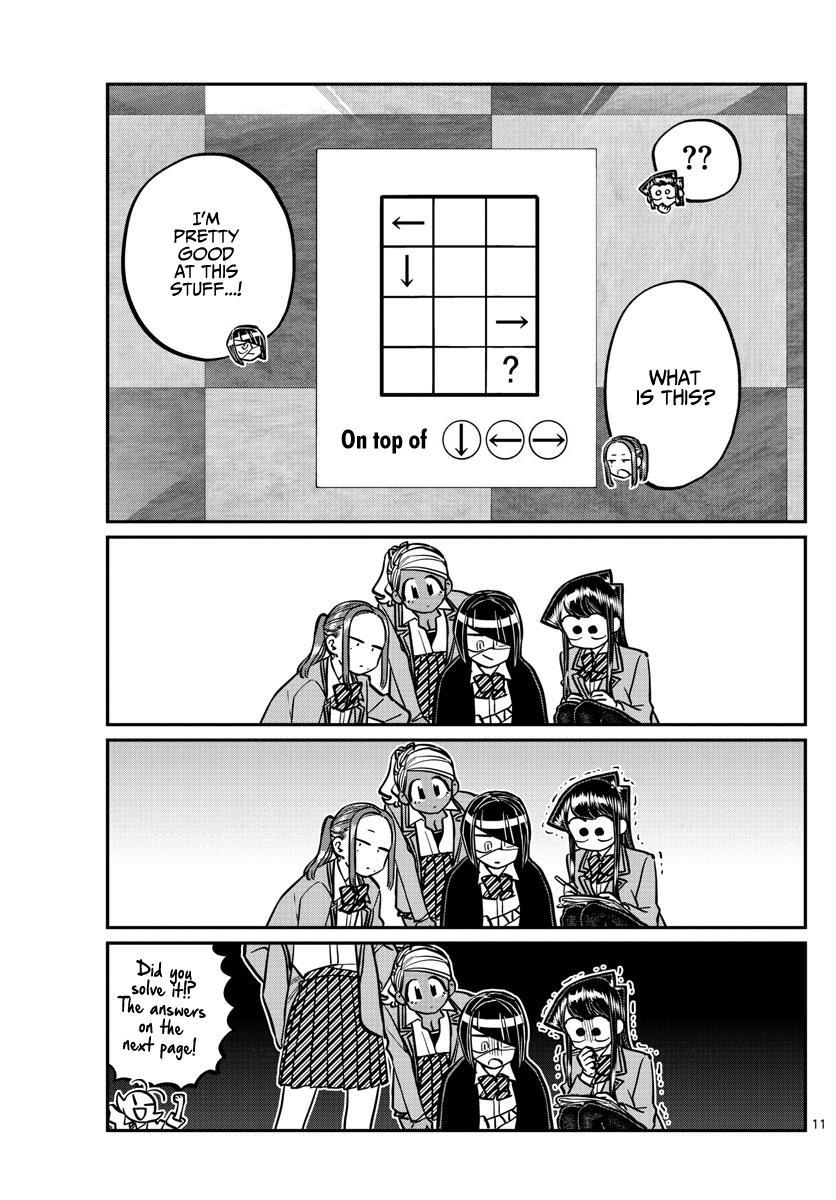 Komi-San Wa Komyushou Desu Chapter 241: Escape page 14 - Mangakakalot