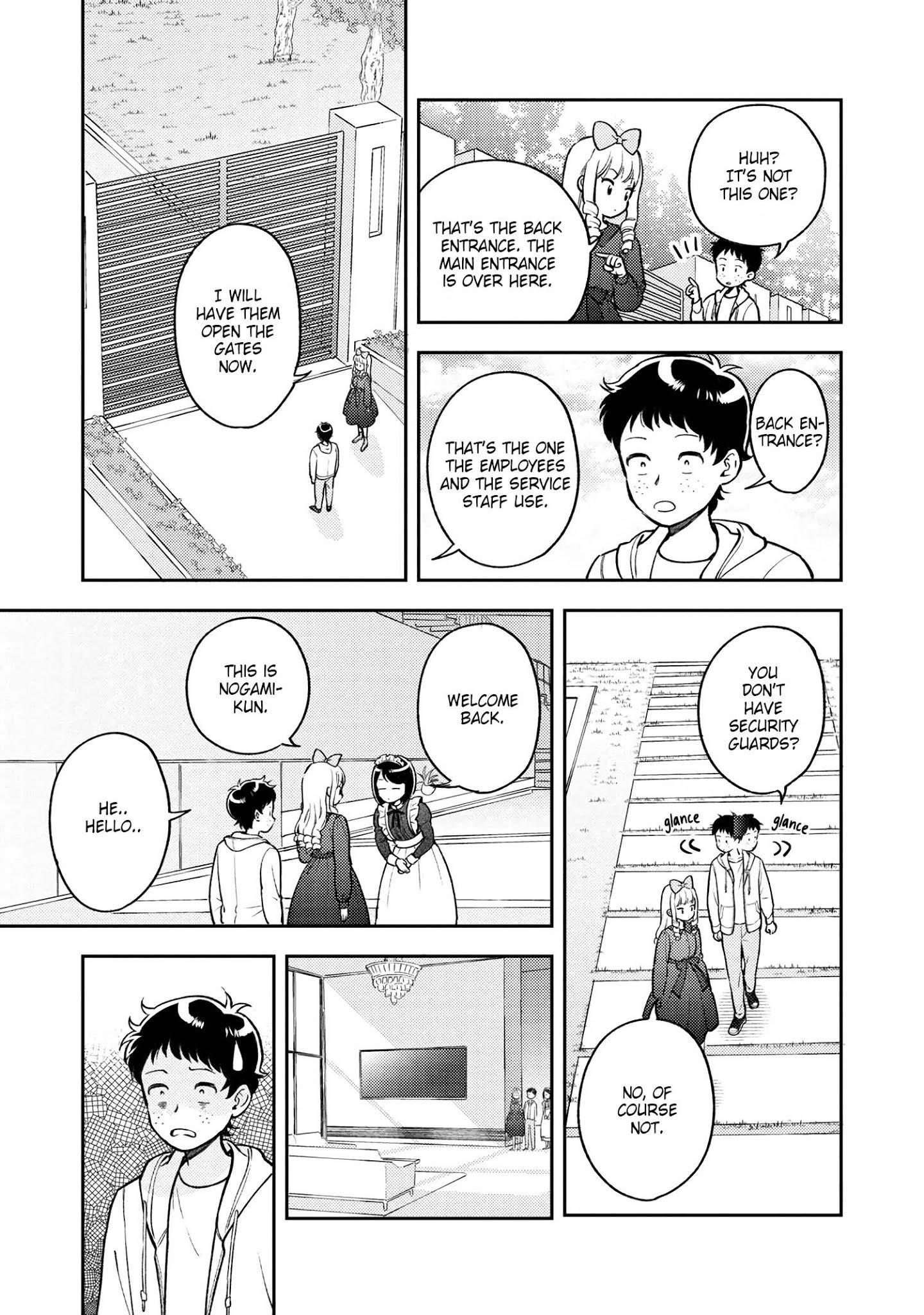 Houjou Urara No Renai Shousetsu O Kaki Nasai! Chapter 7 page 7 - Mangakakalots.com