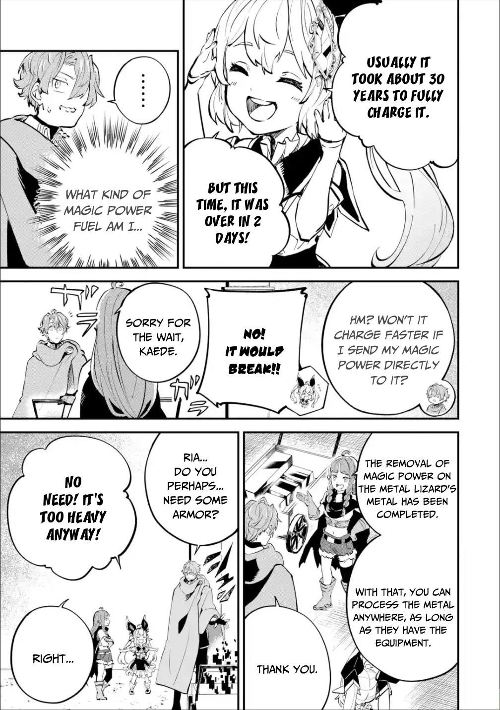 Isekai Cheat Magic Swordsman Chapter 12 page 16 - Mangakakalots.com
