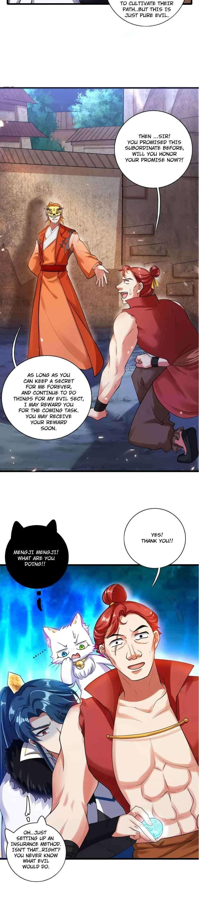 Cat System The Emperor Is A Cat Lover Chapter 51 page 3 - Mangakakalots.com