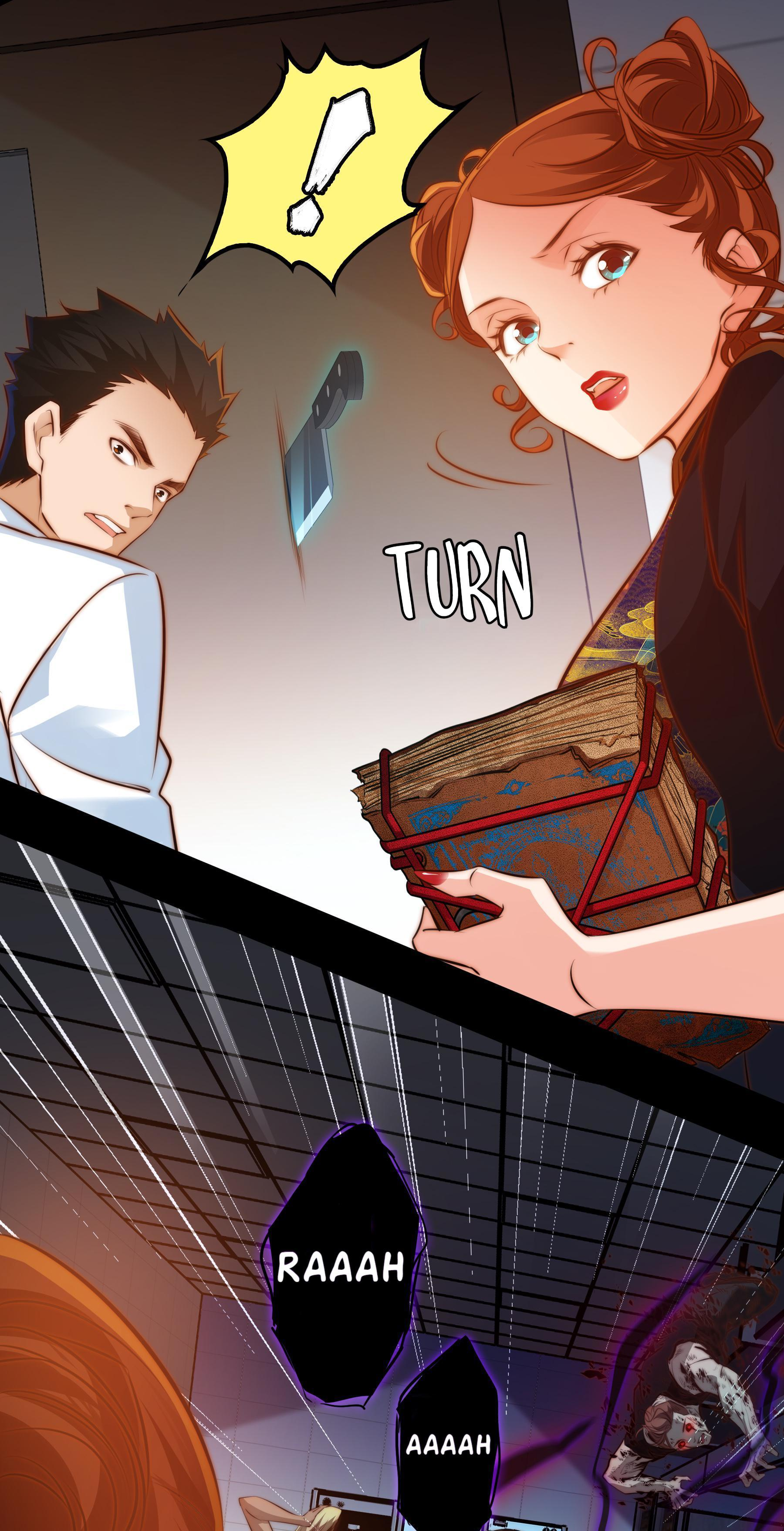 Scream Queen Chapter 37: The Human Skin Bound Book | Part One page 26 - Mangakakalots.com