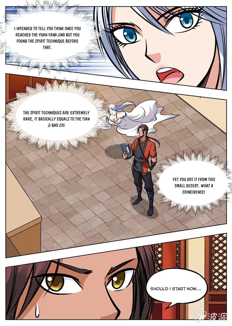 Greatest Sword Immortal Chapter 165.3 page 10 - Mangakakalots.com