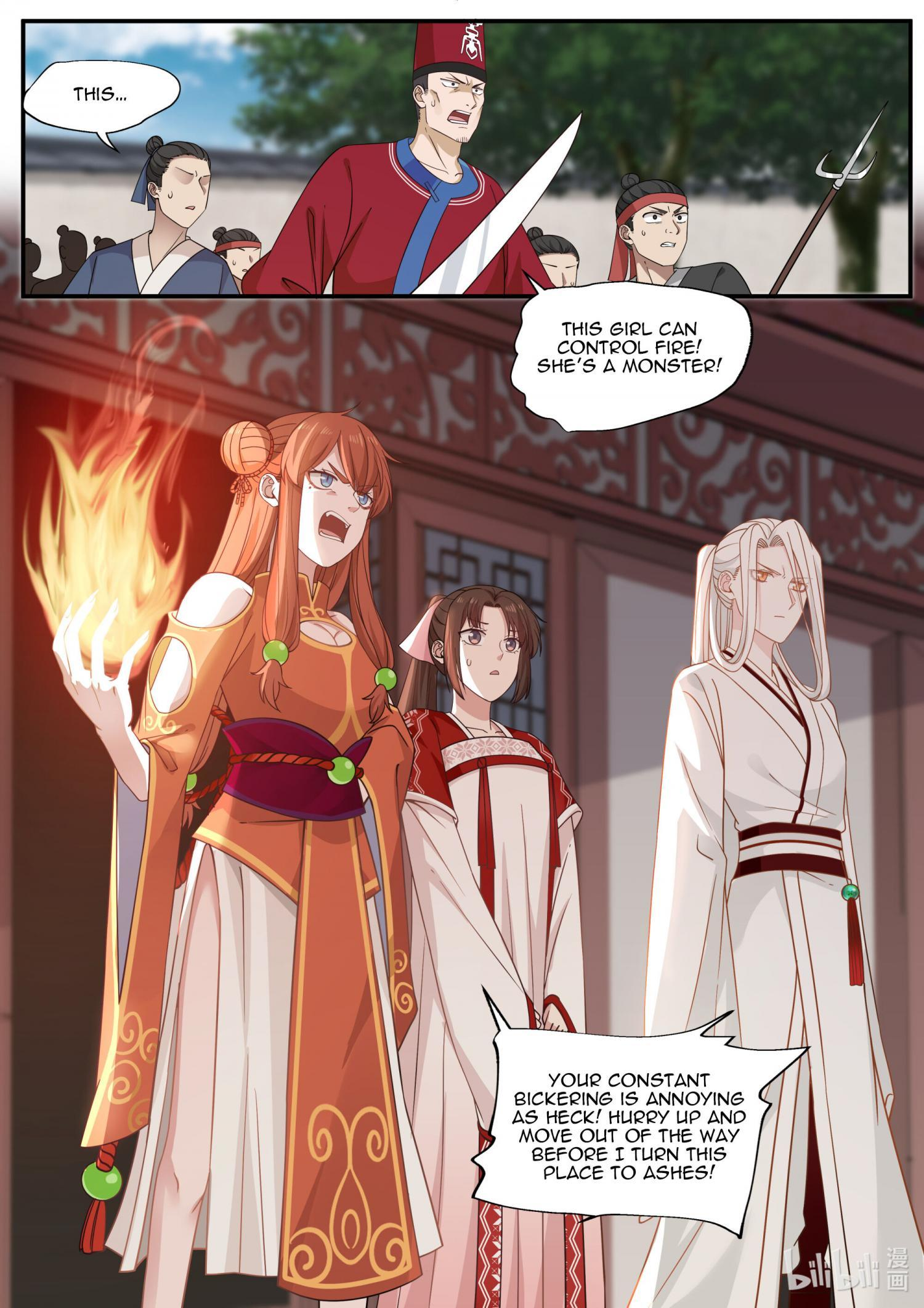 Xian Chan Nu Chapter 75 page 6 - Mangakakalots.com