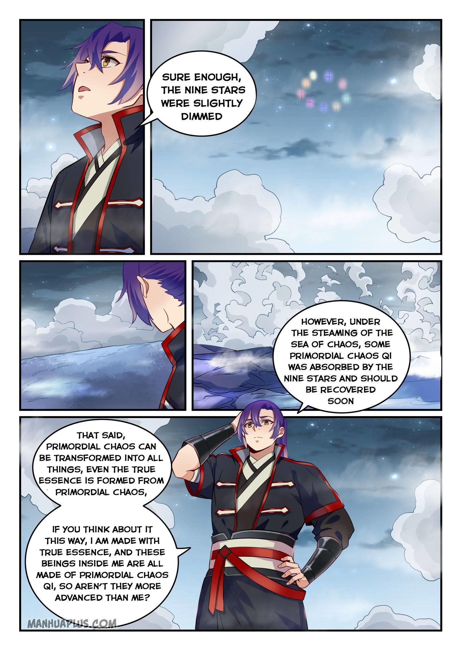 Apotheosis Chapter 748 page 14 - Mangakakalots.com
