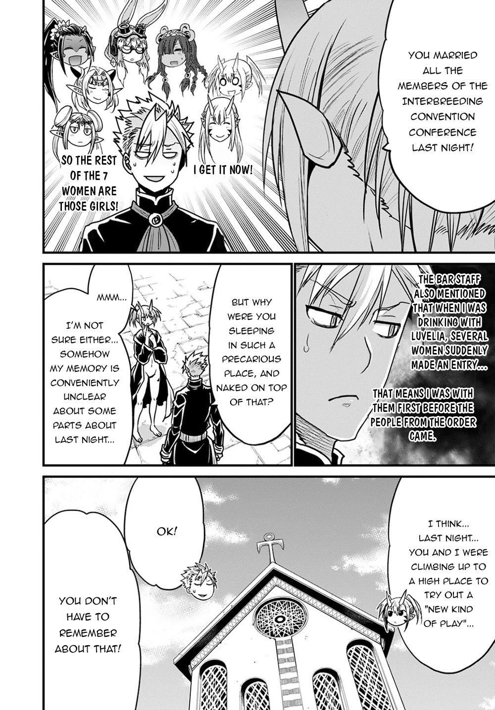Peter Grill To Kenja No Jikan Chapter 36 page 25 - Mangakakalots.com