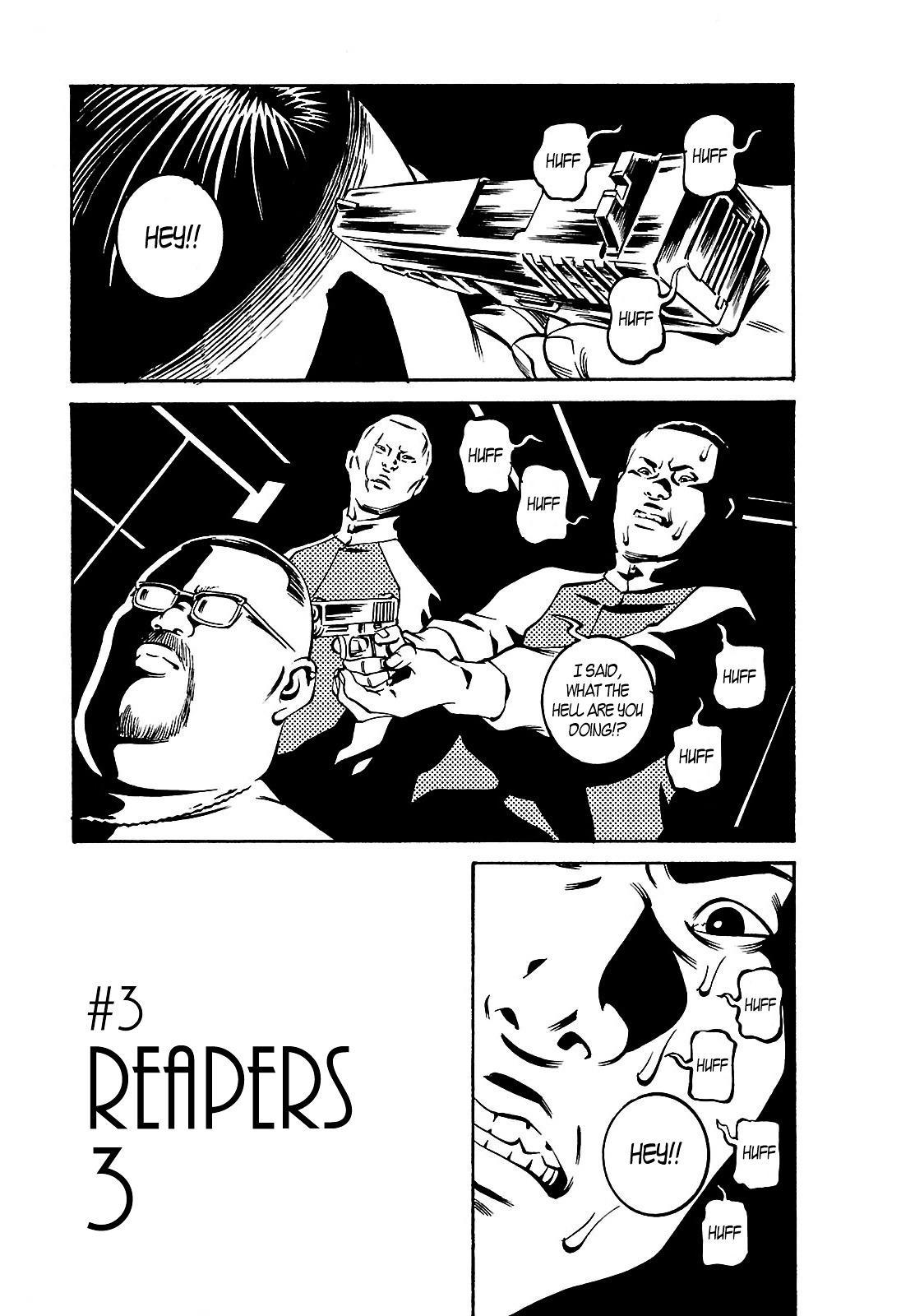 Deathco Vol.1 Chapter 3 : Reapers 3 page 1 - Mangakakalots.com