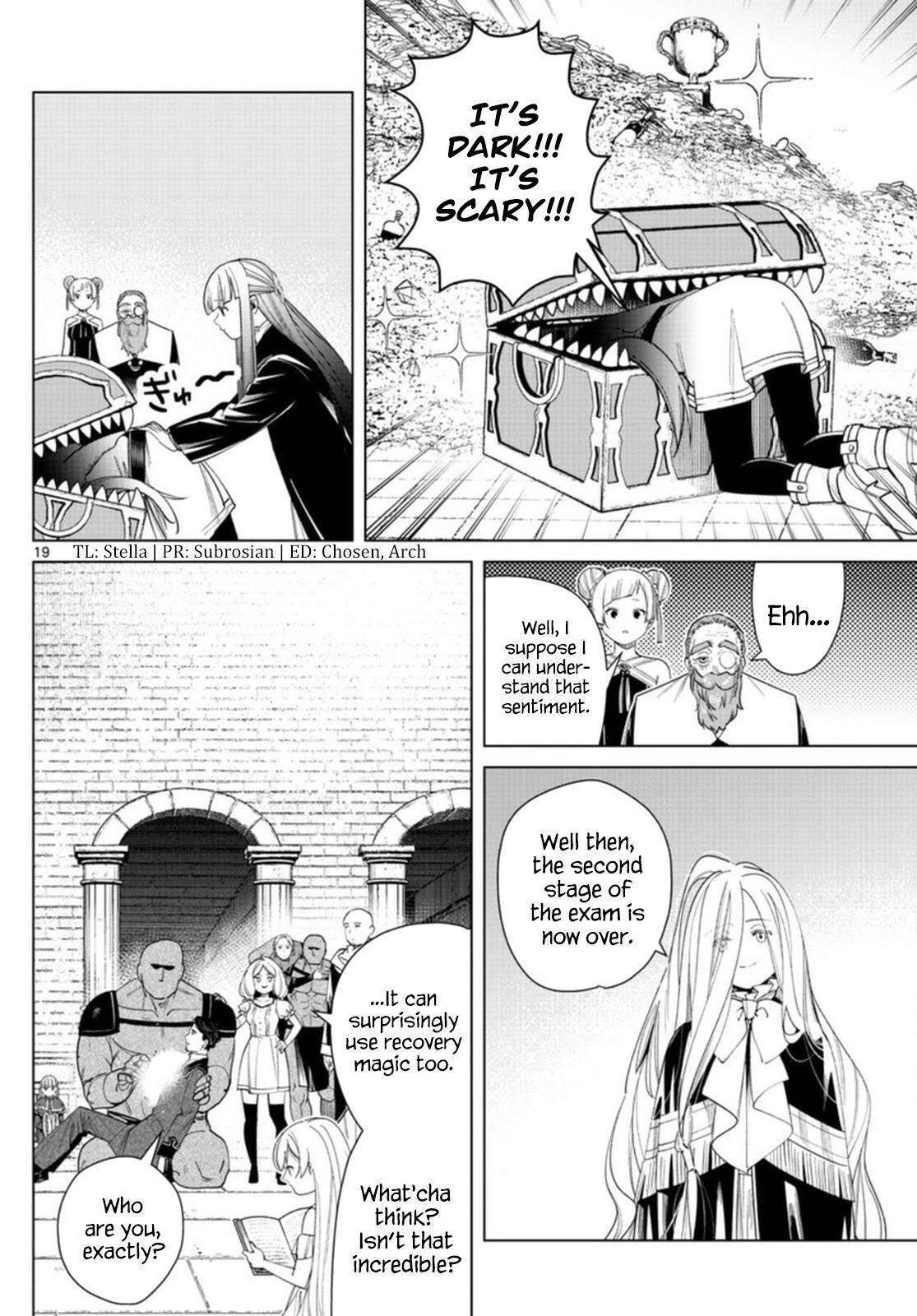 Sousou No Frieren Chapter 55 page 18 - Mangakakalots.com