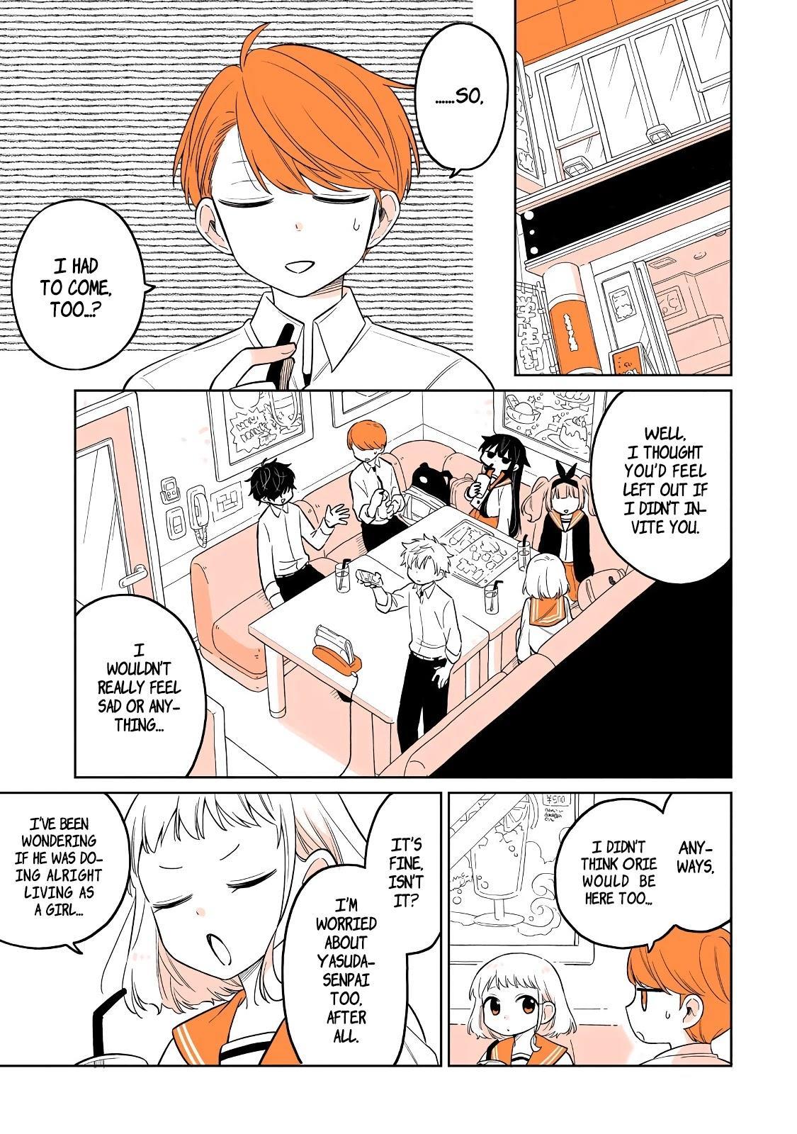 A Lazy Guy Woke Up As A Girl One Morning Chapter 18 page 5 - Mangakakalots.com