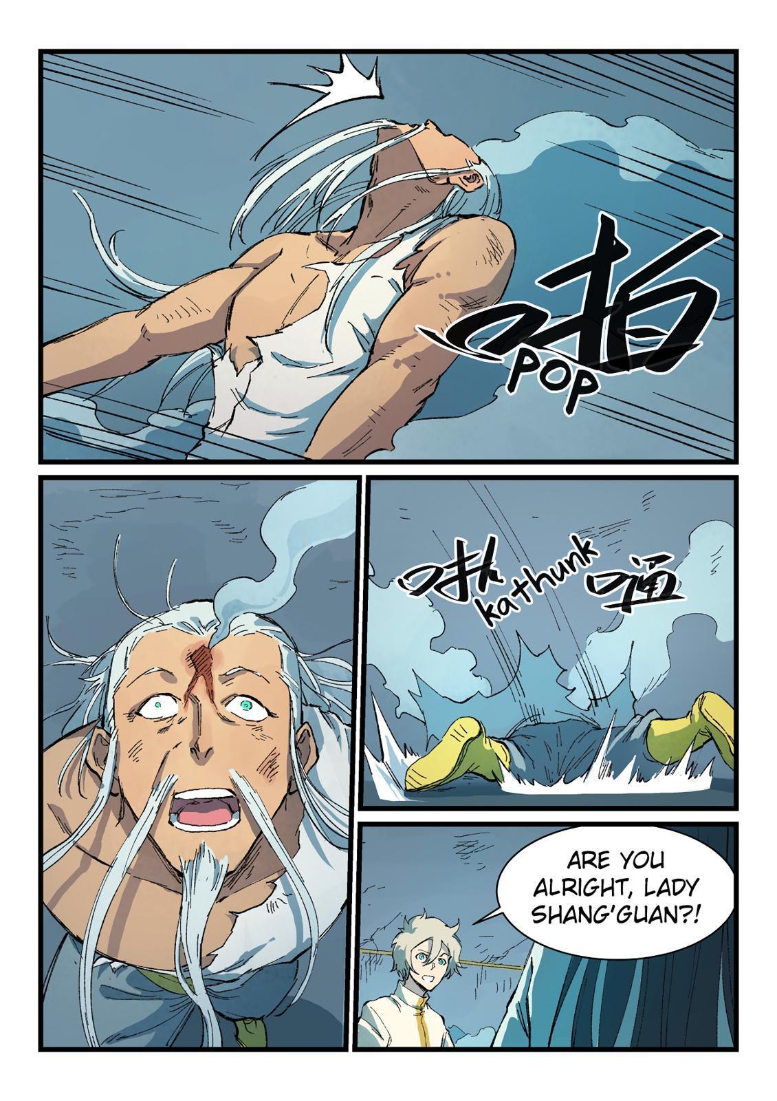 Star Martial God Technique Chapter 407 page 5 - Mangakakalots.com
