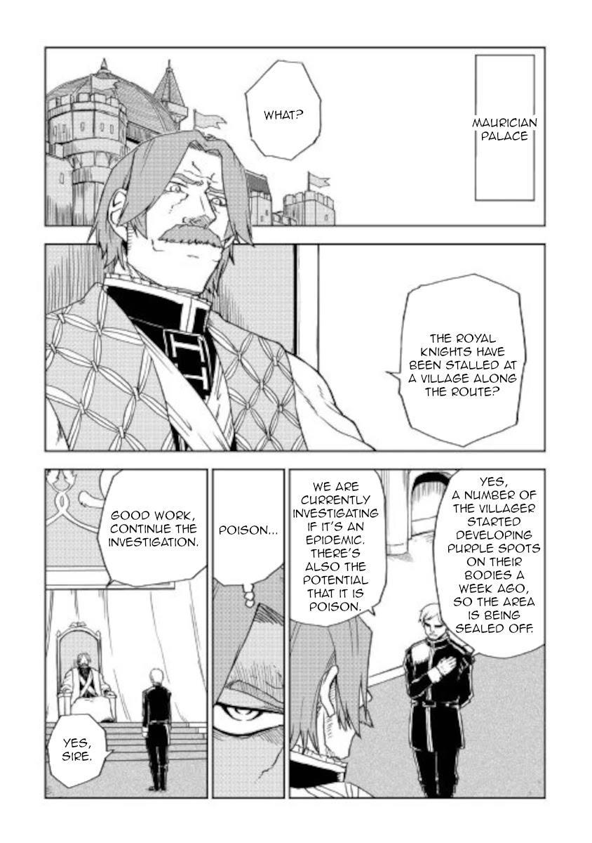 Isekai Tensei Soudouki Chapter 69: Receiving Notice page 2 - Mangakakalot
