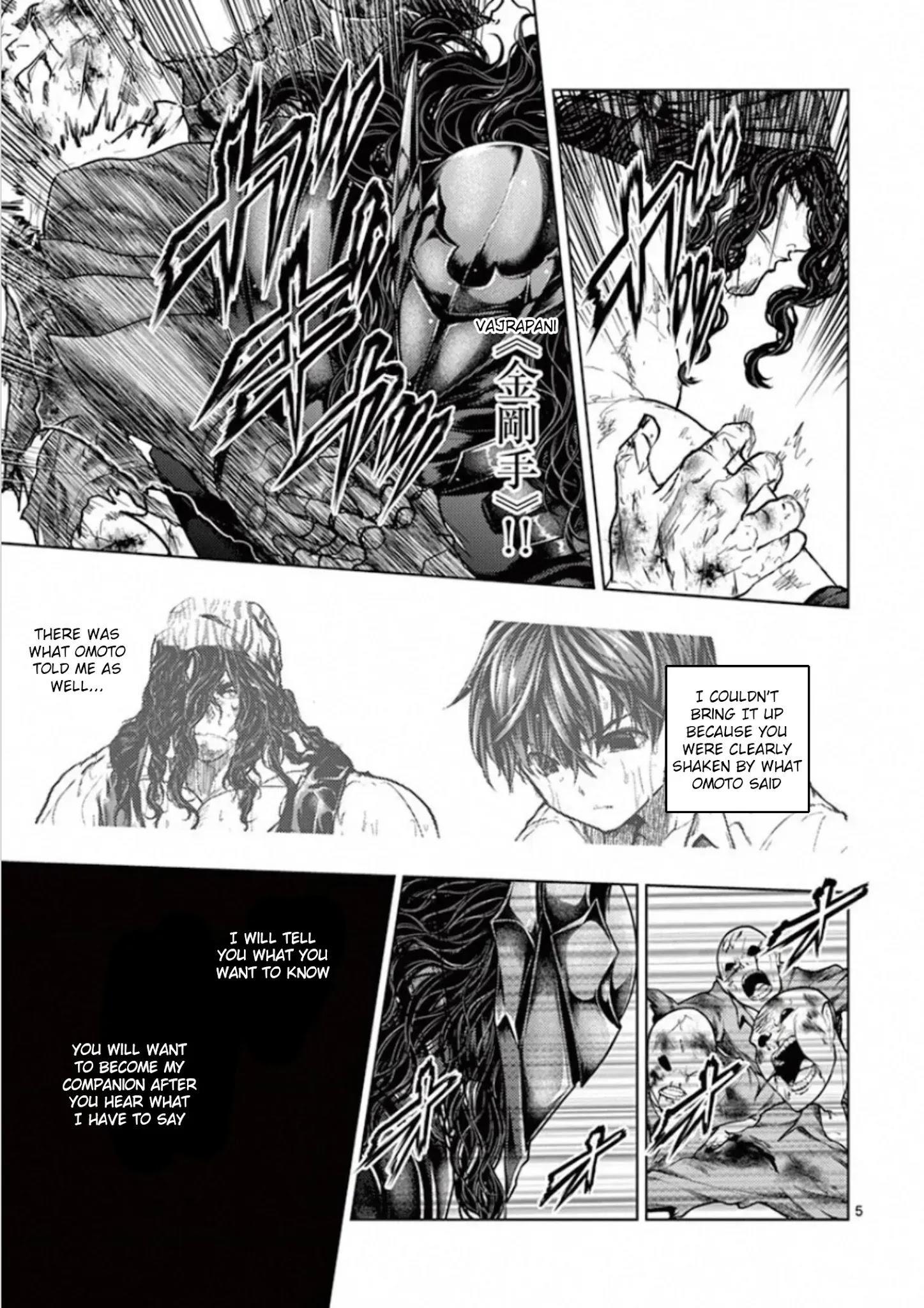 Deatte 5 Byou De Battle Chapter 139: The Strongest Man page 5 - Mangakakalots.com