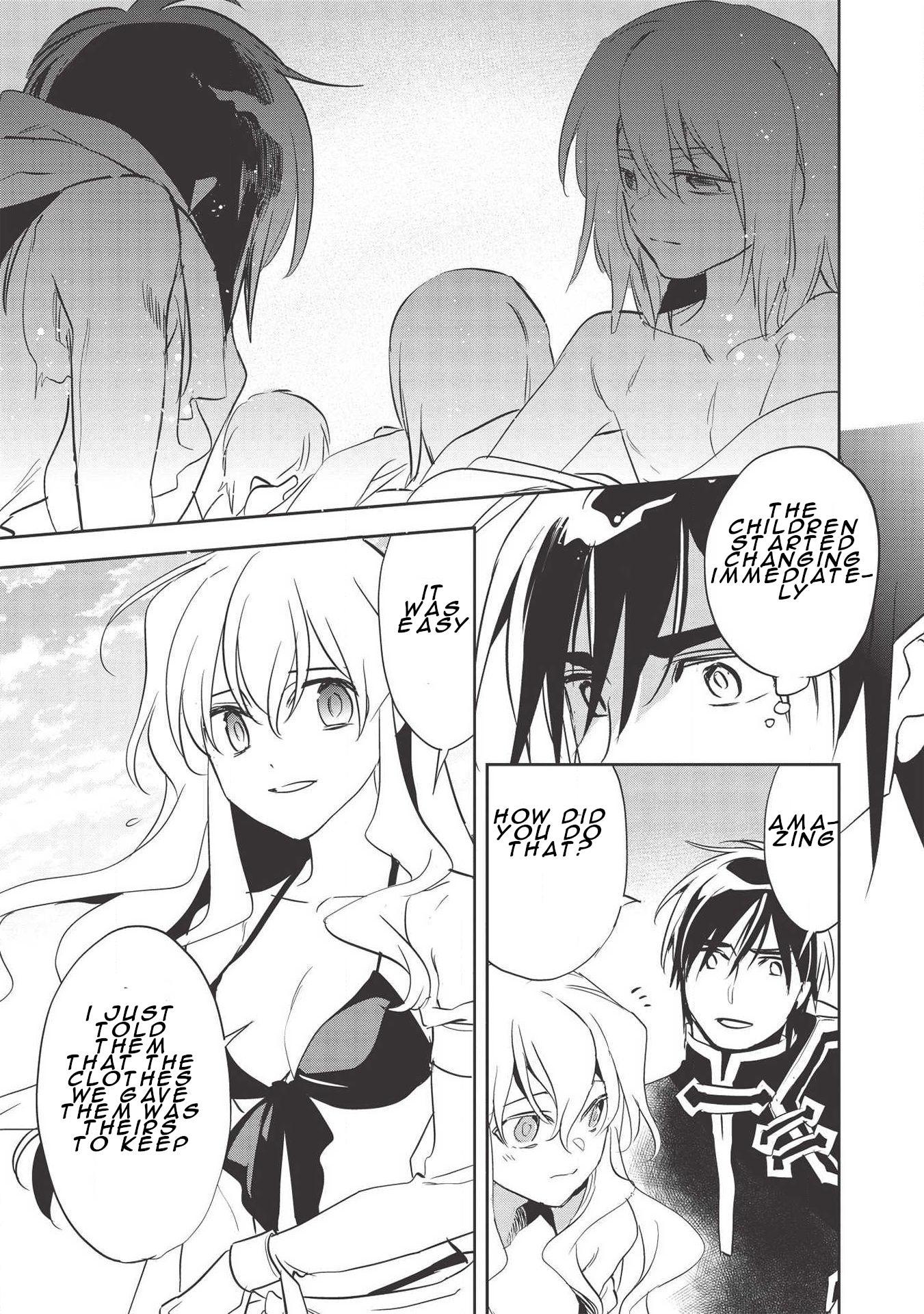 Wortenia Senki Vol.7 Chapter 31: Ch.31 page 17 - Mangakakalots.com