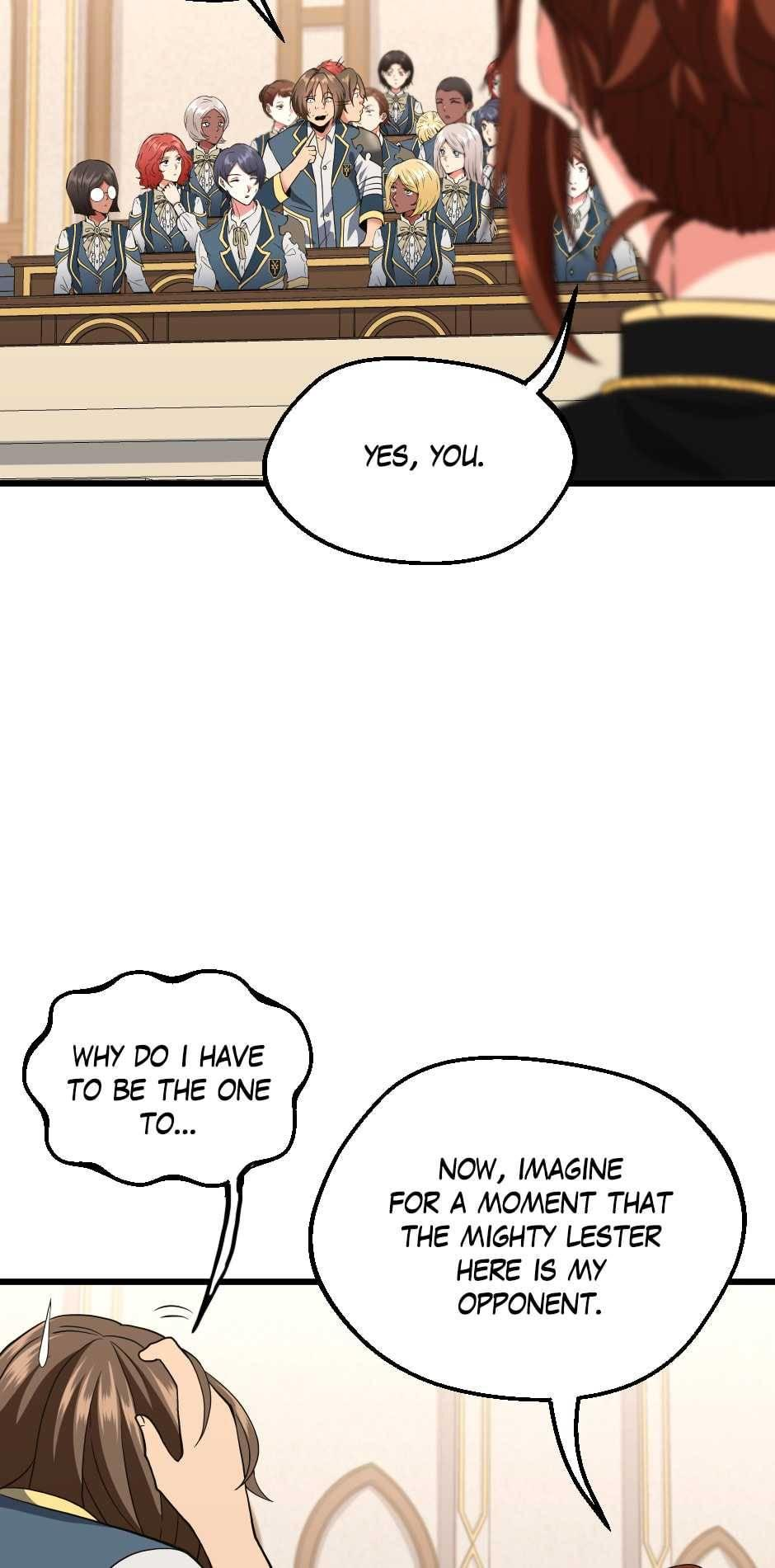 The Beginning After The End Chapter 112 page 38 - Mangakakalots.com