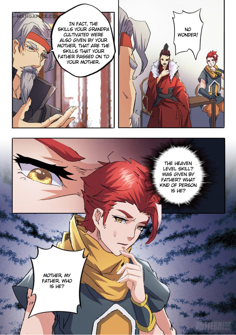 Martial Master Chapter 461 page 10 - Mangakakalots.com