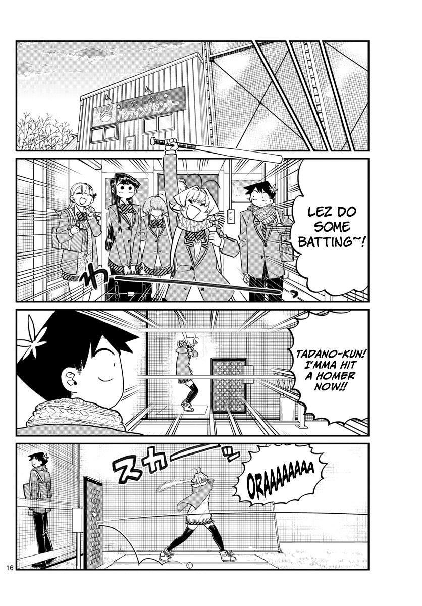 Komi-San Wa Komyushou Desu Vol.9 Chapter 121: An Iron Club For A Demon. page 8 - Mangakakalot
