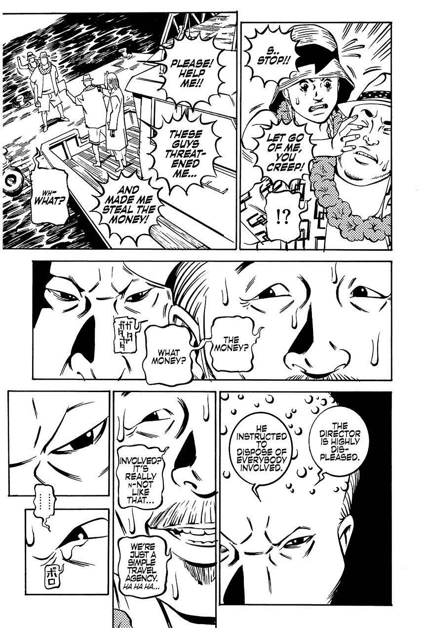 Deathco Chapter 7 : Paradise Tour 2 page 27 - Mangakakalots.com