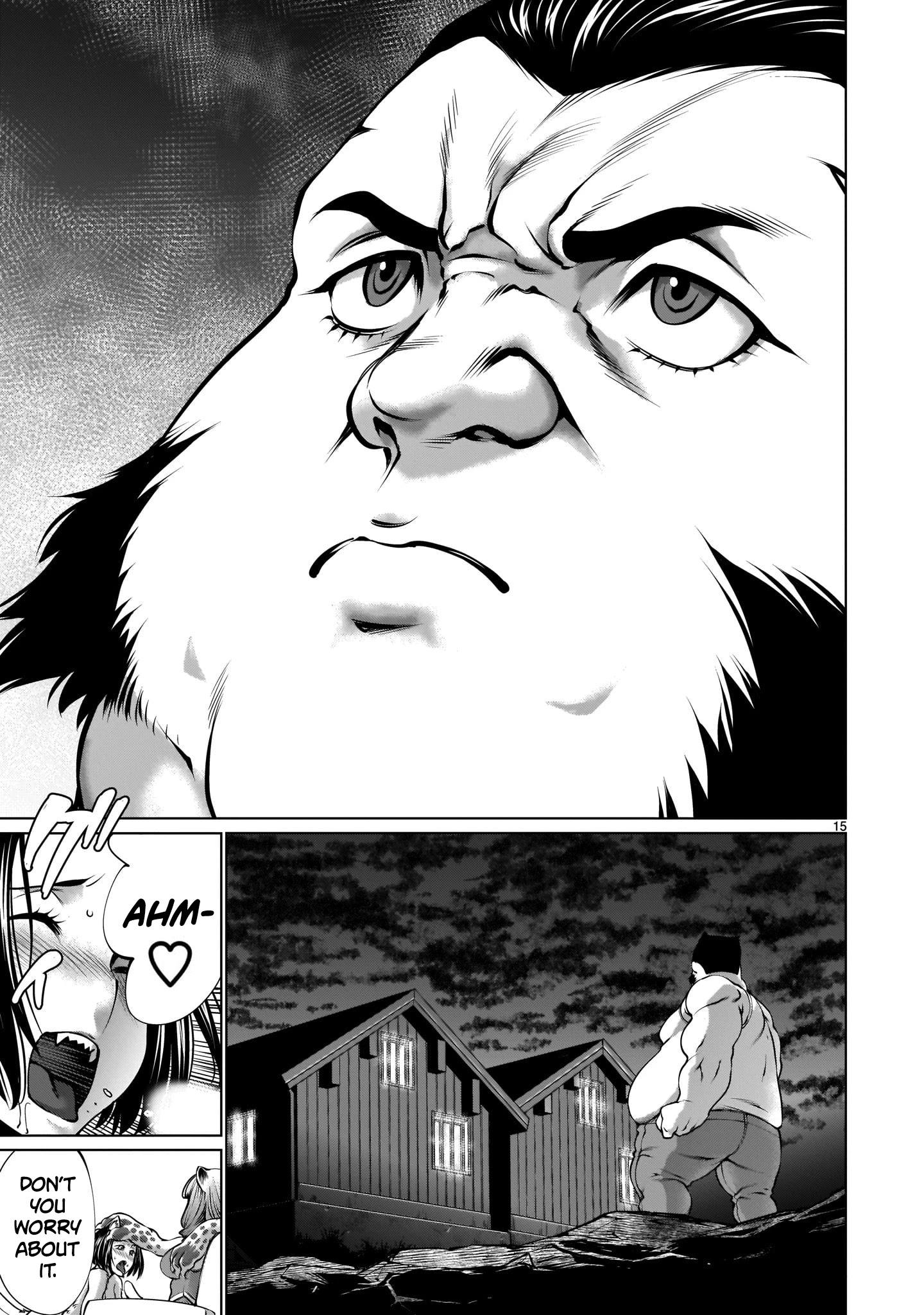 "Killing Bites Chapter 87: ""you Are Not A Warrior"" page 14 - Mangakakalots.com"