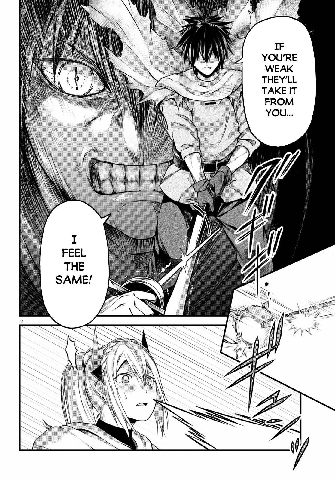 Murabito Desu Ga Nani Ka? Chapter 45 page 3 - Mangakakalots.com