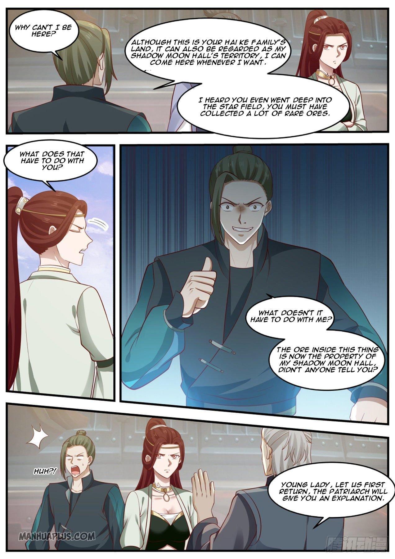 Martial Peak Chapter 986 page 4 - Mangakakalots.com