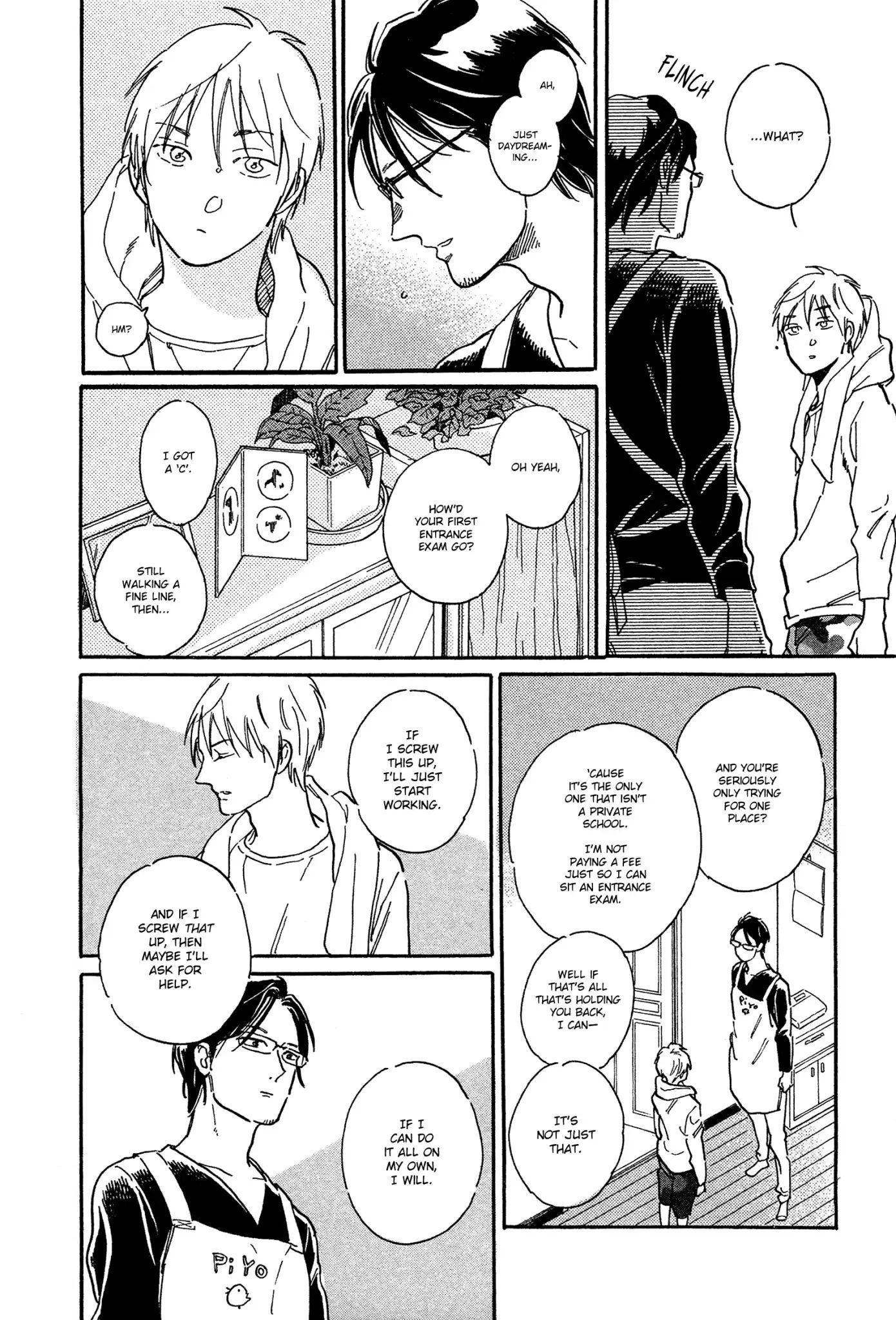 Stay Gold (Hideyoshico) Vol.2 Chapter 17 page 19 - Mangakakalots.com