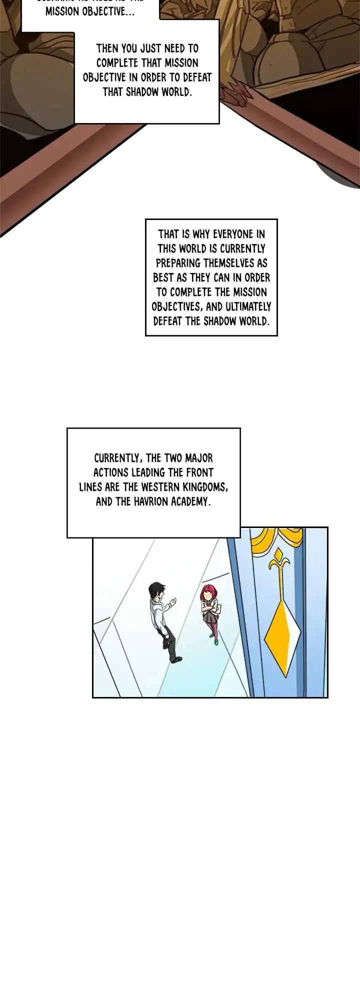 A Returner's Magic Should Be Special Chapter 3 page 7 - Mangakakalots.com