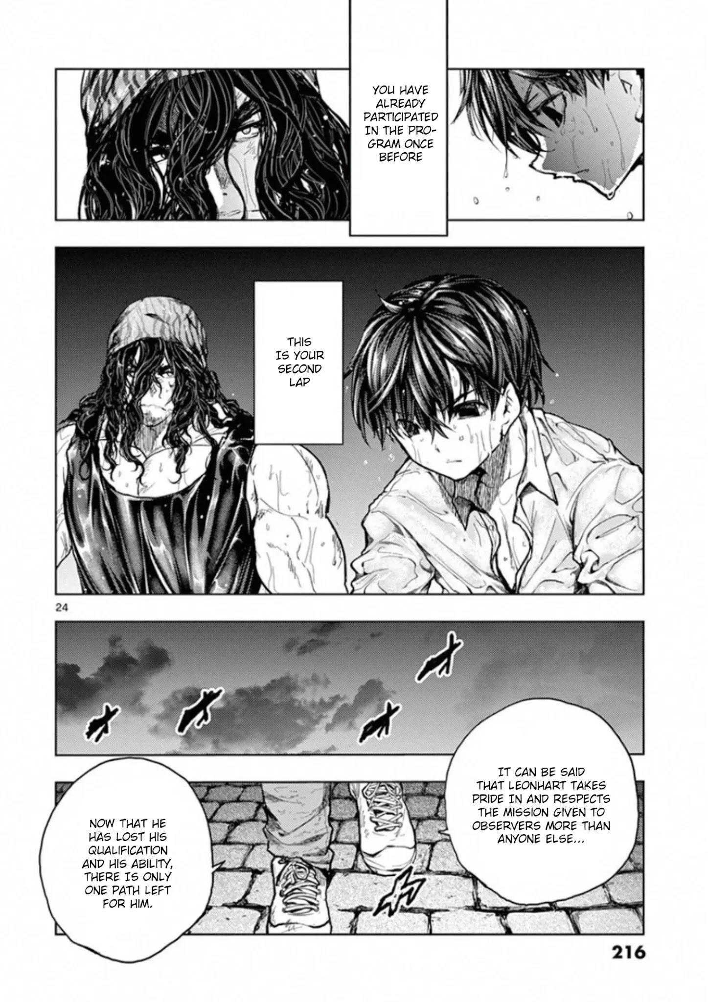 Deatte 5 Byou De Battle Chapter 133: Mark Of Rebellion page 24 - Mangakakalots.com