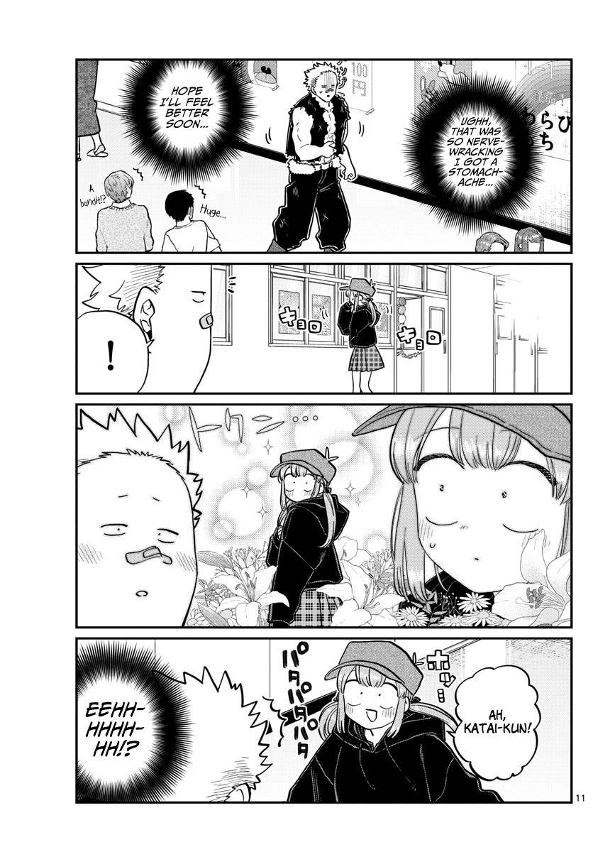 Komi-San Wa Komyushou Desu Chapter 224: Wig page 11 - Mangakakalot