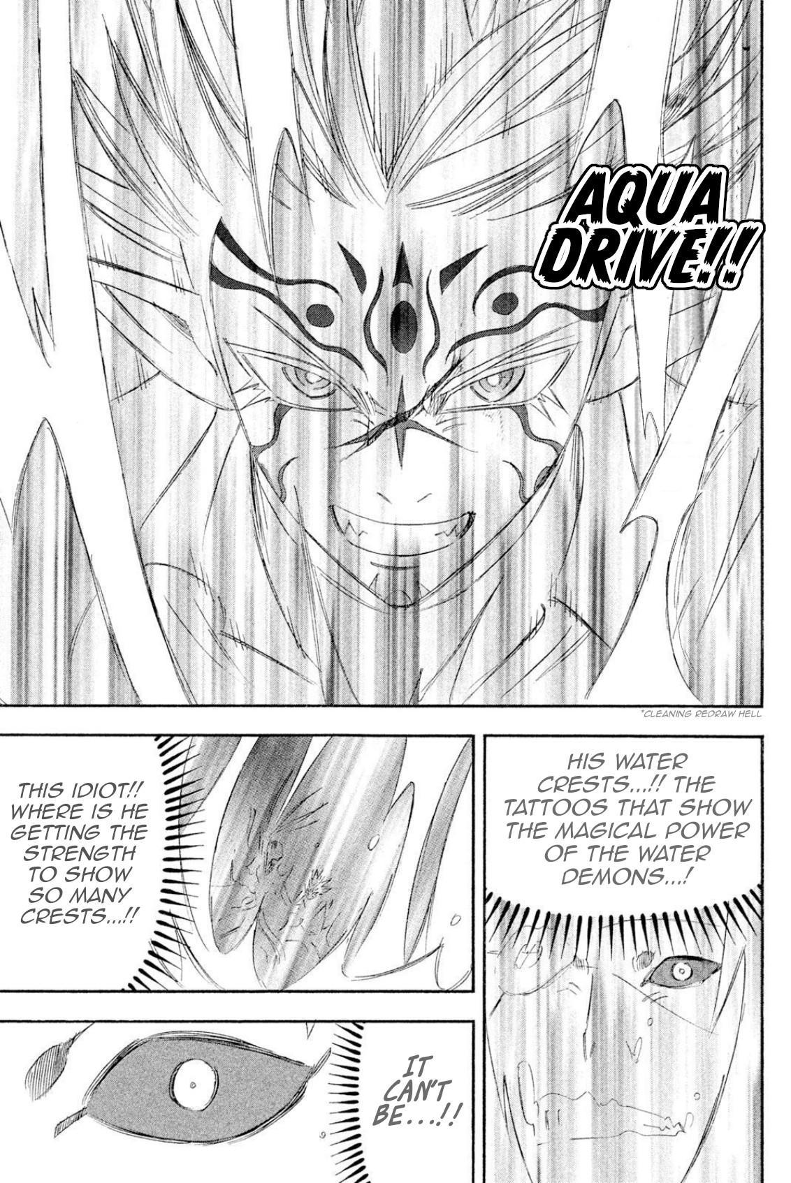 Buster Keel! Chapter 39: Feast Of God (Part 4) page 36 - Mangakakalots.com