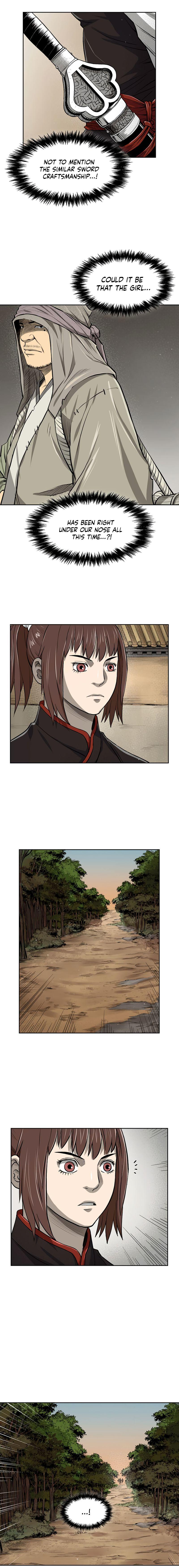 Record Of The War God Chapter 41 page 3 - Mangakakalots.com