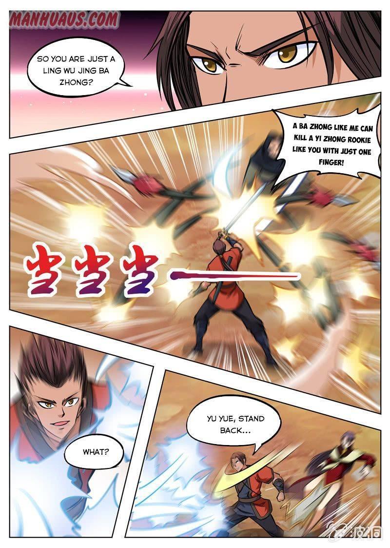 Greatest Sword Immortal Chapter 165.2 page 5 - Mangakakalots.com