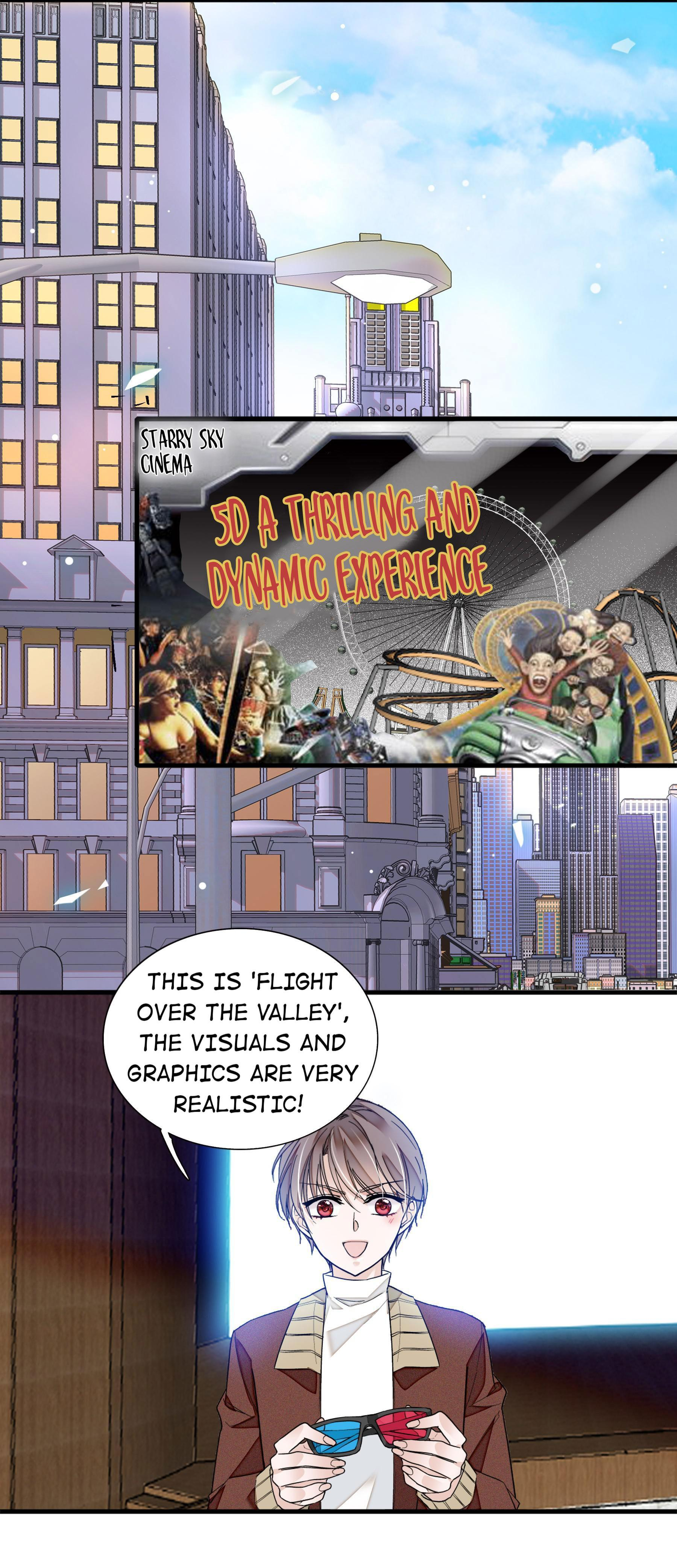 Dragon And Phoenix Flip Chapter 22: I Want You page 34 - Mangakakalots.com