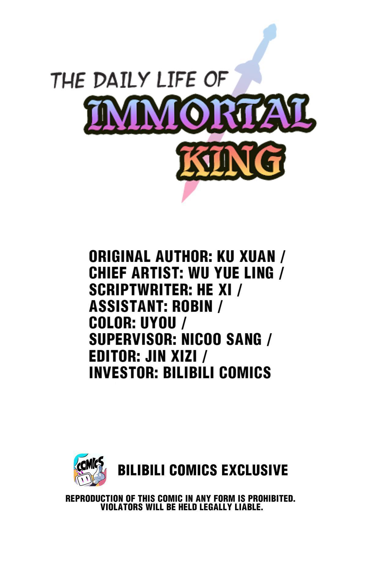 The Daily Life Of Immortal King Chapter 49: I Am Best At Lane Pushing! page 1 - Mangakakalot